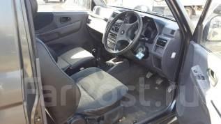 Руль. Mitsubishi Pajero Mini, H56A Двигатель 4A30