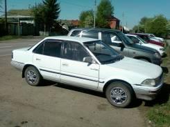 Toyota Corolla. ПТС Королла 1987Г. АЕ 91
