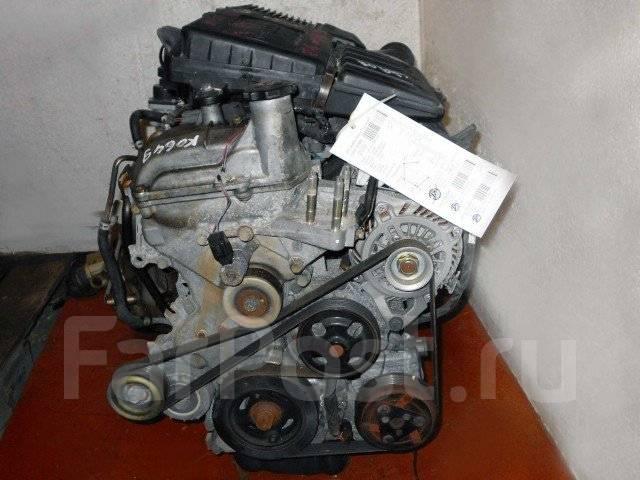 Двигатель ZY-VE для Mazda