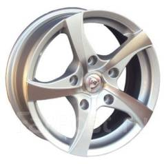 "NZ Wheels. 6.5x15"", 5x139.70, ET40, ЦО 98,6 мм."