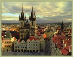 Чехия. Прага. Экскурсионный тур. Добро пожаловать в Чехию