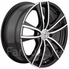 "NZ Wheels. 7.0x16"", 5x114.30, ET35, ЦО 67,1мм."
