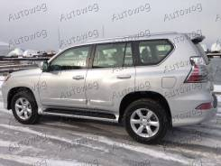 Молдинг стекла. Toyota Land Cruiser Prado