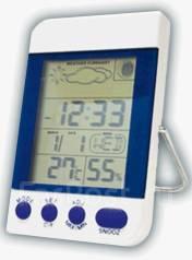 Метеостанция цифровая Стеклоприбор Т-03. Функции термометр (температур