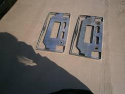 Рамка для крепления номера. Subaru Legacy, BH5 Двигатель EJ20