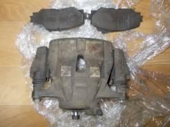 Суппорт тормозной. Toyota Corolla, ZRE151