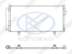 Радиатор кондиционера Subaru Impreza GJ# GP#