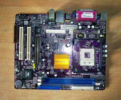 Материнская плата S478 2DDR 1AGP EliteGroup-P4VMM2(VT8235)