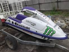Kawasaki STX. Год: 2002 год