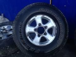 Toyota Land Cruiser. 8.0x16, 5x150.10, ET60