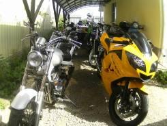 Мотоцикл из Японии без пробега по РФ.