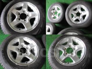 Suzuki. 5.5x16, 5x139.70, ET22, ЦО 110,0мм.