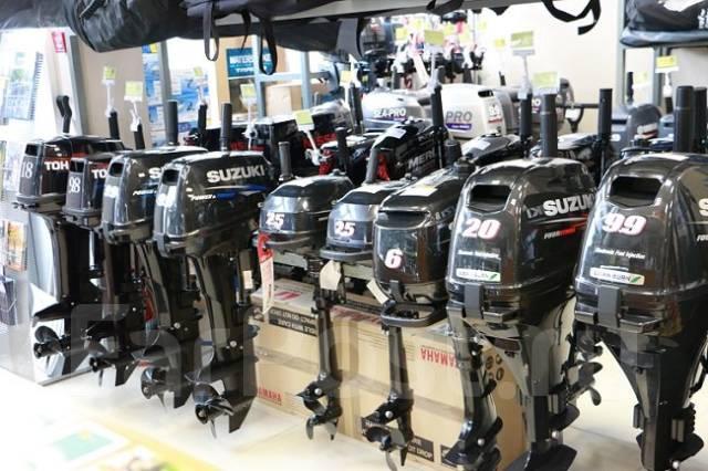 магазины продаж лодочных электромоторов