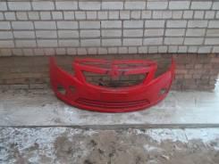 Бампер. Chevrolet Spark