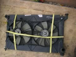 Радиатор охлаждения двигателя. Toyota Wish, ANE10 Двигатель 1AZFSE