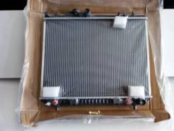 Радиатор охлаждения двигателя. Toyota Cami, J100E Двигатель HCEJ