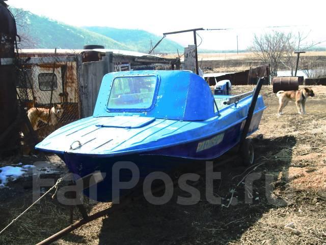 Тонель для лодки казанка м под эмахой30