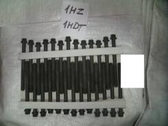 Болт головки блока цилиндров. Toyota Land Cruiser, HDJ100, HDJ100L, HDJ101, HDJ101K, HDJ78, HDJ79, HDJ80, HDJ81, HDJ81V, HZJ105, HZJ105L, HZJ70, HZJ70...