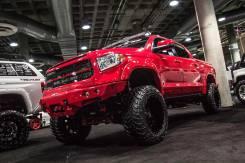 Силовые бампера. Toyota Tundra, GSK51, UPK50, UPK51, UPK56, USK52, USK57 Двигатели: 1GRFE, 1URFE, 3URFE