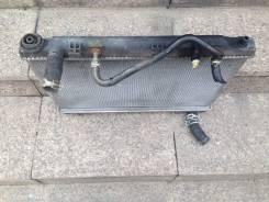 Радиатор охлаждения двигателя. Mazda Demio, DY5W