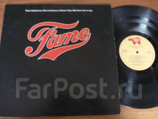 Disco! Музыка к фильму FAME (Irene Cara) - US LP 1980