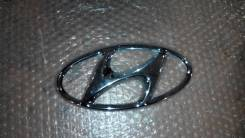 Эмблема. Hyundai Santa Fe