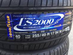 Goodyear Eagle LS2000. Летние, без износа, 2 шт