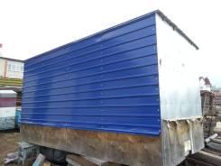 Продам будку на грузовик с кузовом 3,10x1,60
