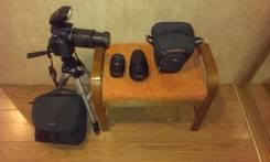 Canon EOS 600D Kit. 20 и более Мп, зум: без зума