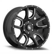 Light Sport Wheels LS 108. 9.0x20, 5x127.00, ET0, ЦО 72,0мм.