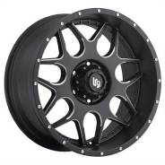 Light Sport Wheels LS 104. 9.0x20, 5x150.10, ET0