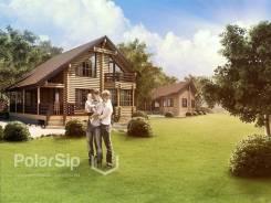 """Строительство дома. Компания """"Polarsip-DV"""" в Находке"""