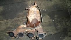 Коллектор выпускной. Nissan Presea, PR10 Двигатель SR18DI