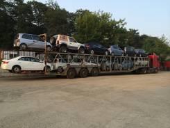 Huanda. Продам 10 местный п/п автовоз, 20 000 кг.