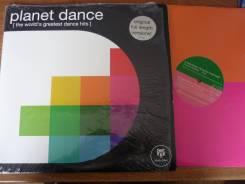 HEY DJ! Сборник хитов - Planet Dance - 2000 US 4LP House