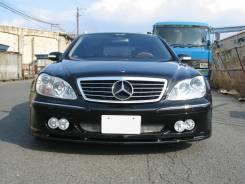 Mercedes-Benz S-Class. W220, 113