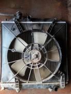 Радиатор охлаждения двигателя. Daihatsu Atrai7, S221G Двигатель K3VE