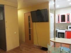 1-комнатная, улица Крабовая 3. Первый участок, 33 кв.м.