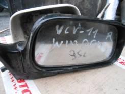 Зеркало заднего вида боковое. Toyota Windom, 11 Двигатель 12
