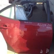 Дверь боковая. Toyota Allion, ZZT240
