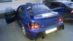 Стоп-сигнал. Subaru Impreza WRX STI