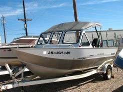 Алюминиевый рыболовный 2008 Raider 172 Pro Sport. Год: 2008 год, длина 5,20м., двигатель подвесной, 60,00л.с., бензин. Под заказ