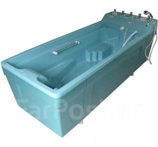 Ванны массажные. Под заказ