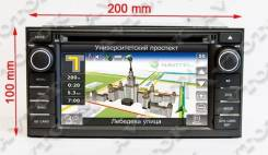 Автомагнитола для Nissan Juke/Tiida/(200 на 100) GPS+3G Интернет