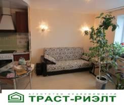 2-комнатная, улица Чкалова 30. Заря, агентство, 54,0кв.м. Комната