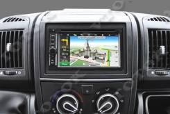 Штатная магнитола Citroen Jumper / FIAT Ducato / Peugeot Boxter GPS+3G
