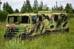 Hagglunds BV-206. 3 000куб. см.