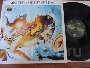 Дайр Стрэйтс /Dire Straits - Alchemy - Dire Straits Live - 1984 DE 2LP