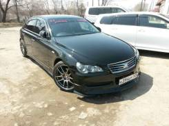 Спойлер. Toyota Mark X, GRX120. Под заказ