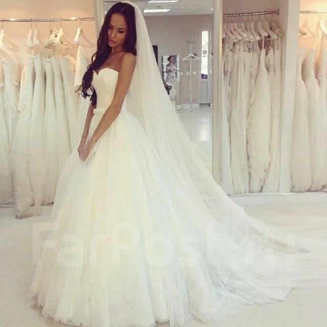 Сколько стоит платье свадебное прокат
